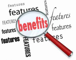 Entrepreneurs: Benefits vs. Features-Know the Difference!