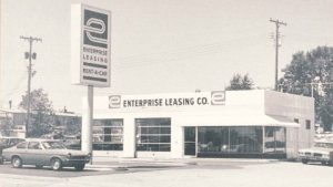 History of Enterprise Car Rentals